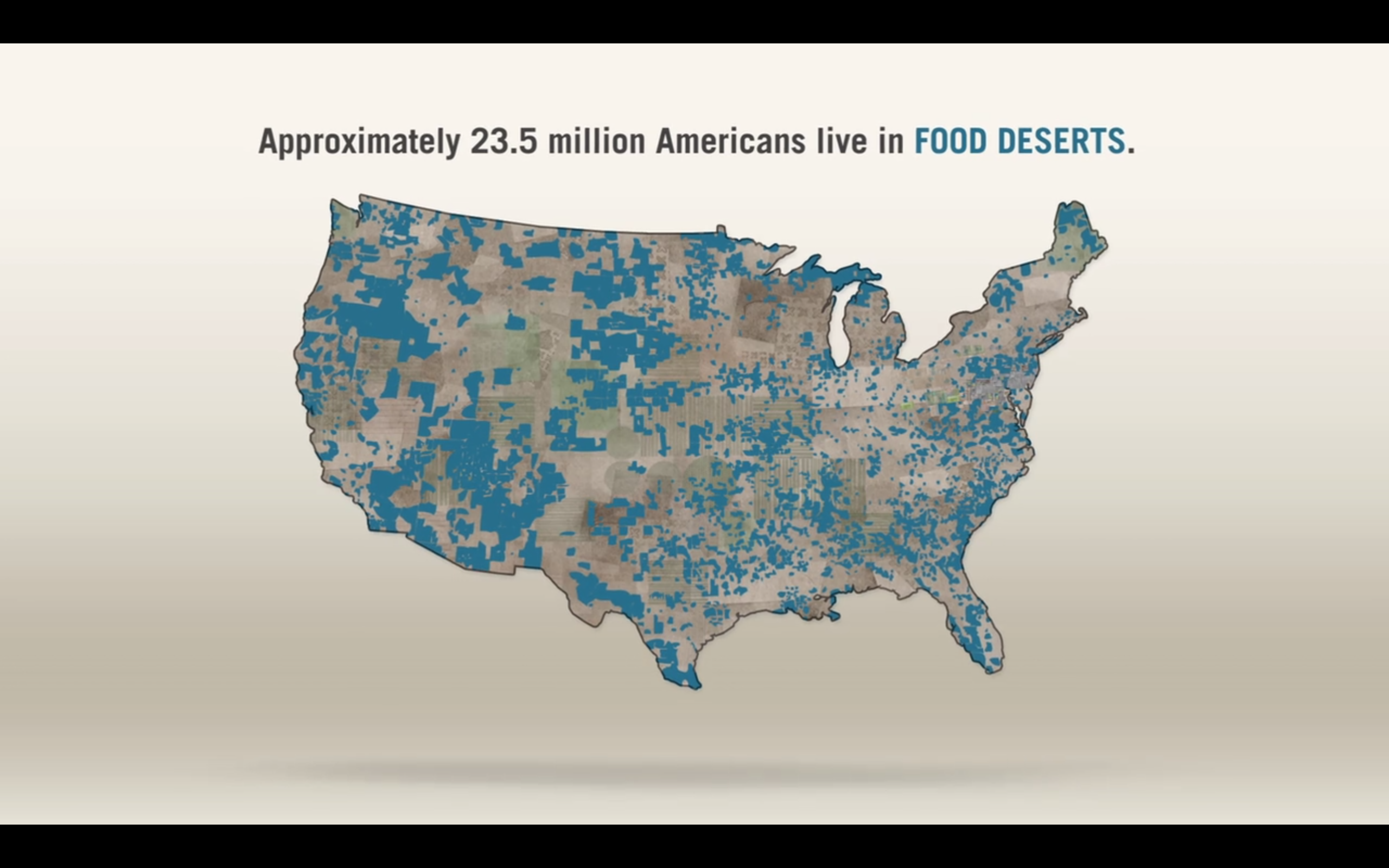 Hunger In The U S    A Place at the Table