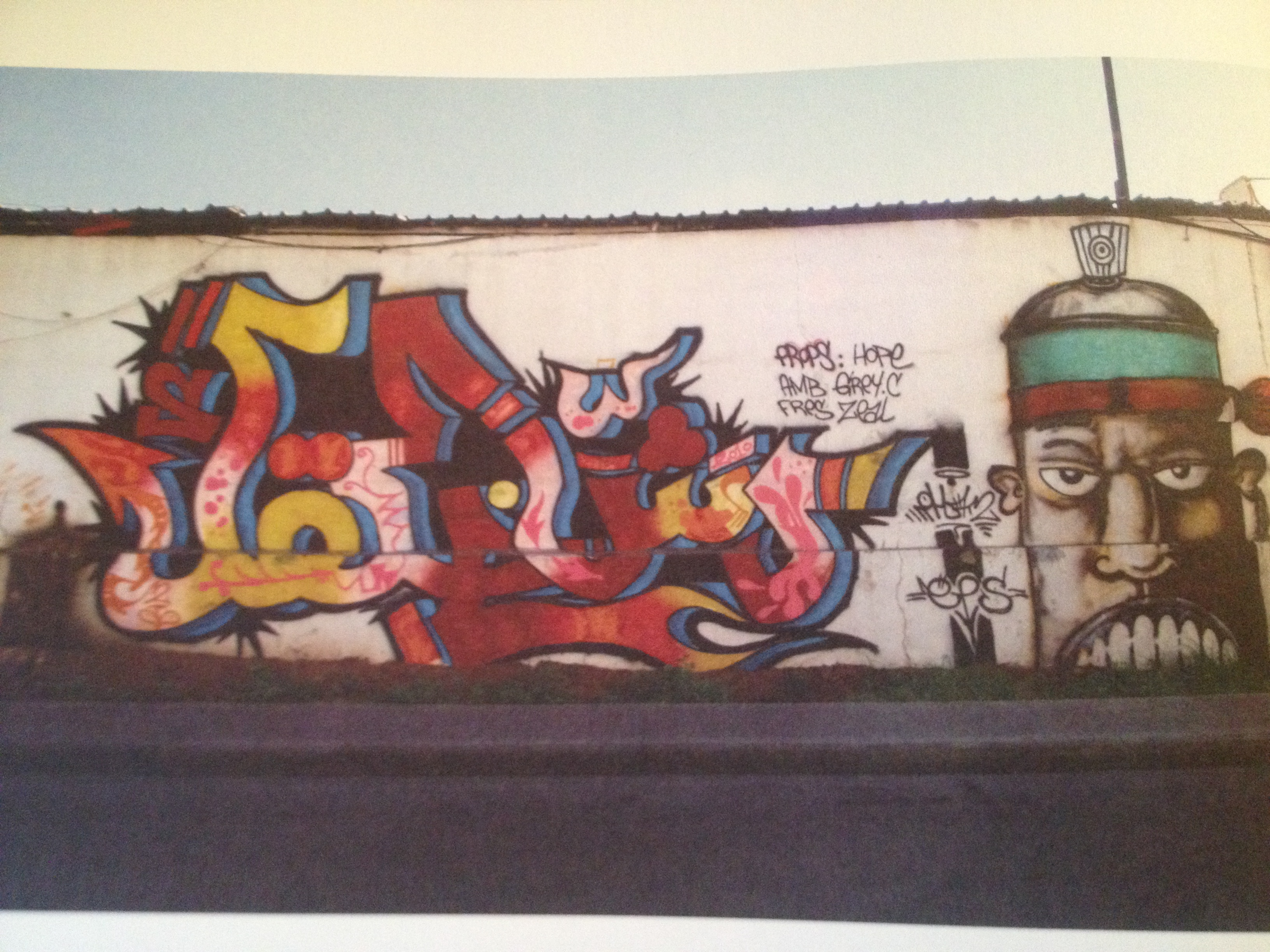 Remix And Globalization Of Street Art Post Modern Flair