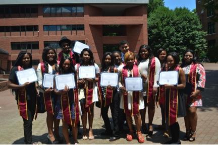 ICP Graduation 2014