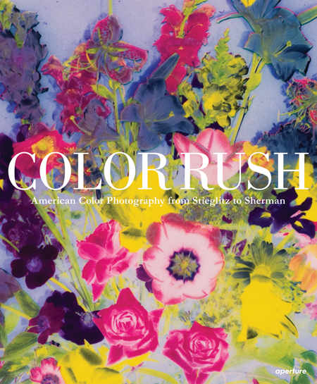 Color rush: American color photography from Stieglitz to Sherman , a recent publication from Distributed Art Publishers. This book can be found in Lau on the lower level:  TR645.M52 M523 2013.