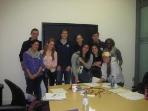 2009 community teaching team.