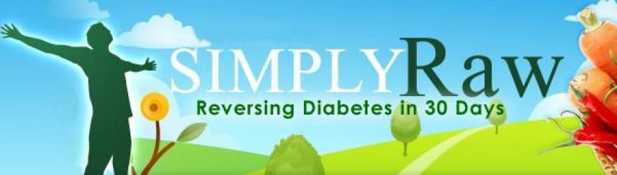Raw diet diabetes