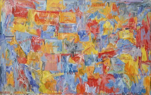 "The Sign Man"": Jasper Johns and the Use of the Familiar Image ..."