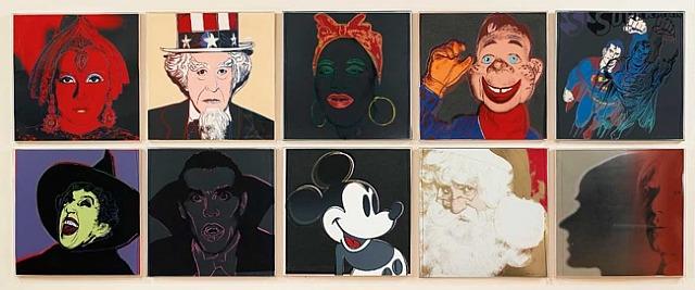 Myths Andy Warhol