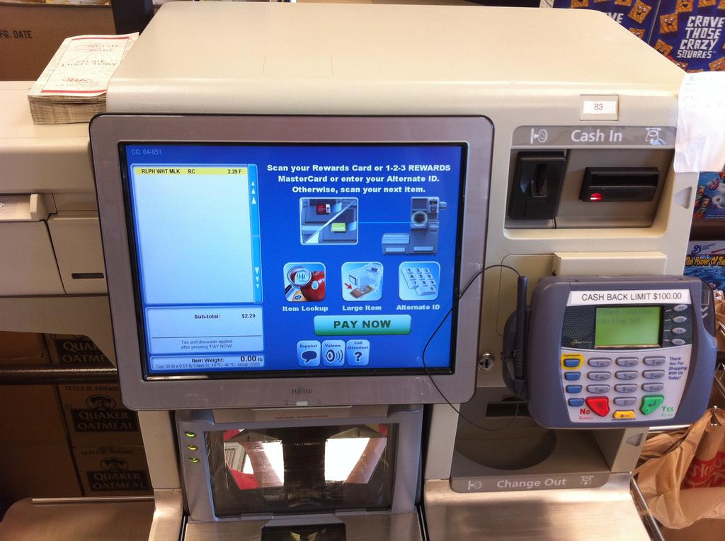 Self Checkout System 6