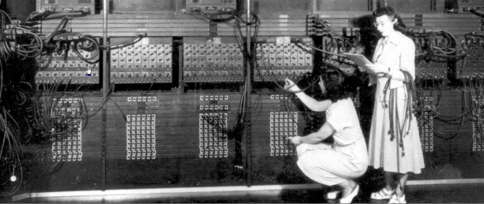 Programming the ENIAC