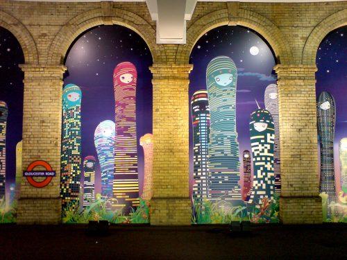 city-glow