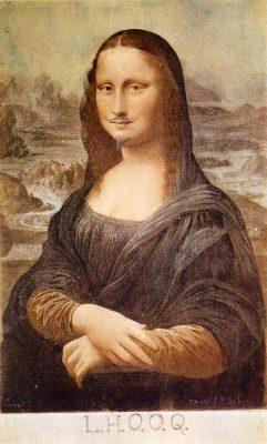 l-h-o-o-q-mona-lisa-with-moustache-1919
