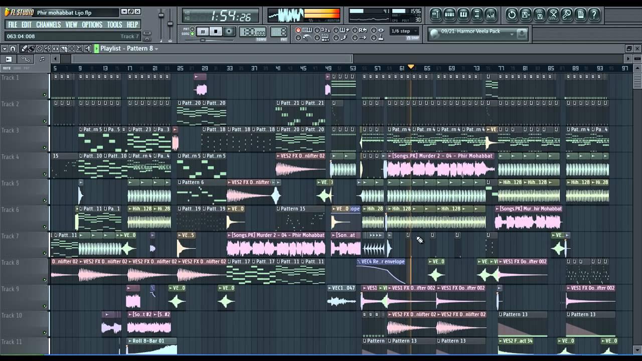 phir-mohabbat-8211-remix-8211-dj-lijo-8211-fl-studio-remake