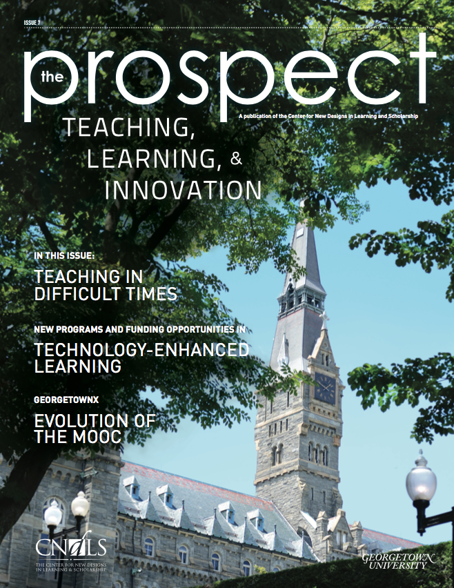 The Prospect issue 5