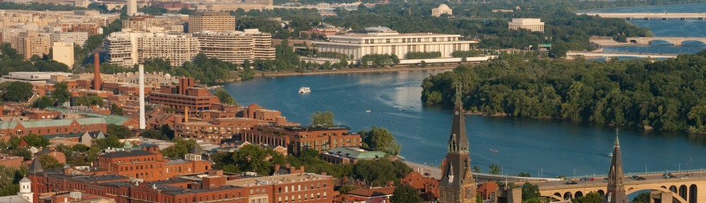 Georgetown University in the District of Columbia