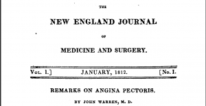 Issue 1 of the New England Journal of Medicine