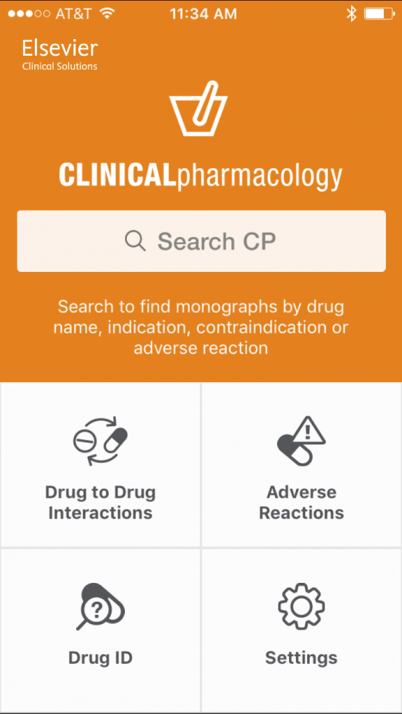 Clinical Pharmacology App