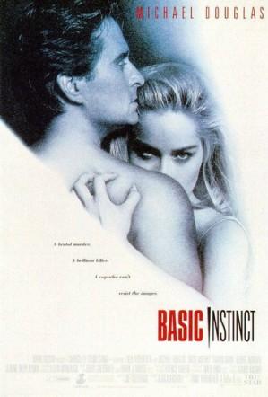 Film Poster and Cover for Basic Instinct