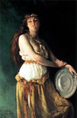 Ella Ferris Pell's Salome (1890)