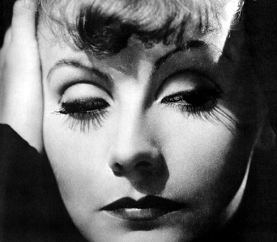 Menacing and Alluring Greta Garbo