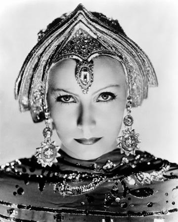 Garbo as Mata Hari