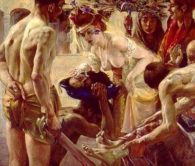 Lovis Corith's Salome (1896)