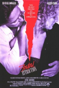 Image result for fatal attraction movie poster
