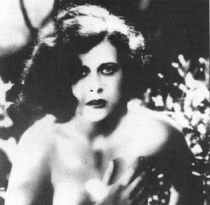 Lamarr as Eva in Ecstasy