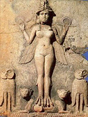Innana/Ishtar: Queen of Heaven