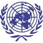 version of UN logo