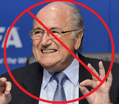 blatter just say no