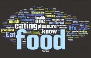 7 The Pleasure of Eating (Wendell Berry) http://pluckandfeather.com/a-visual-display-of-the-food-movement.html