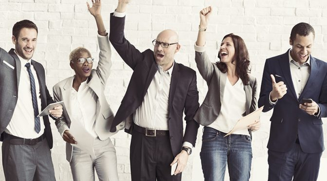 How to Create an Awesome Team from Average Workers