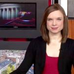 Journalism Alumna Valerie Bonk (G'14)