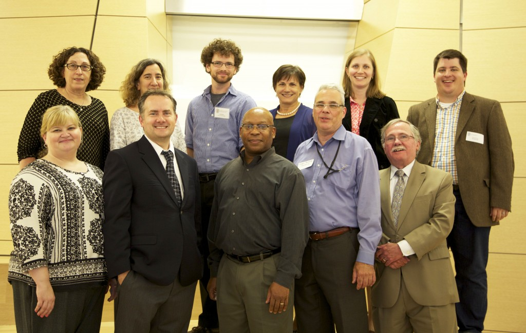 Our fall faculty met for orientation on Aug. 25 to get ready for the new semester. (Credit: Stephanie Melson)