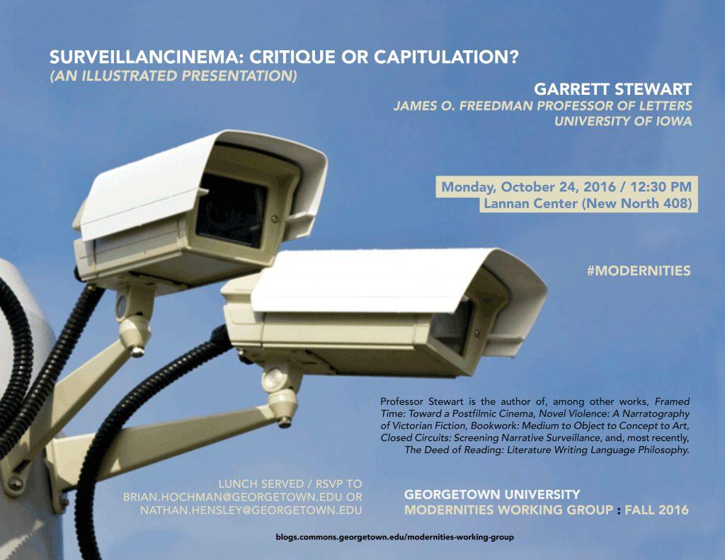 MWG-Surveillancinema Poster