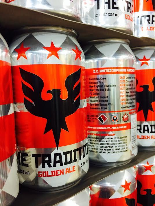 DC United Beer