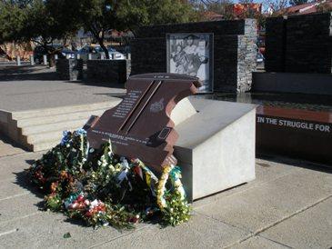 Hector Pieterson Memorial in Soweto