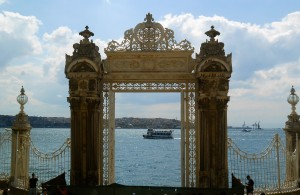 Four river gates welcomed esteemed visitors to the Sultan