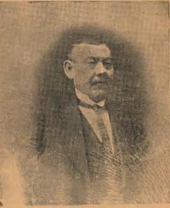 "Elia Karmona, from his ""Komo nasyo Elia Karmona, komo se engrandesyo i komo se izo direktor del Jugeton,"" (Constantinople: Impremeria del Jugeton, 1931)"